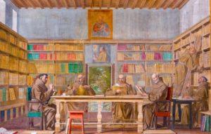 Research at Quaracchi